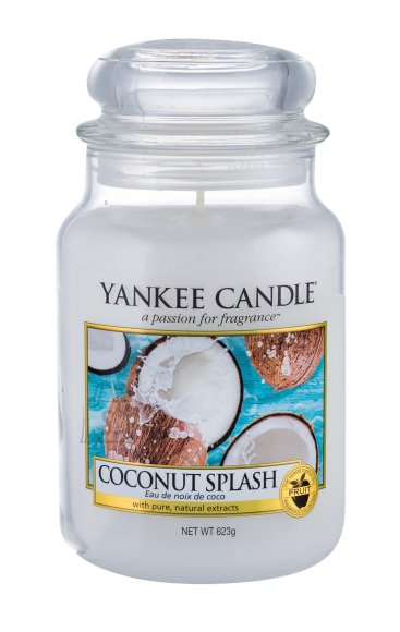 Yankee Candle Coconut Splash Scented Candle (623 g)