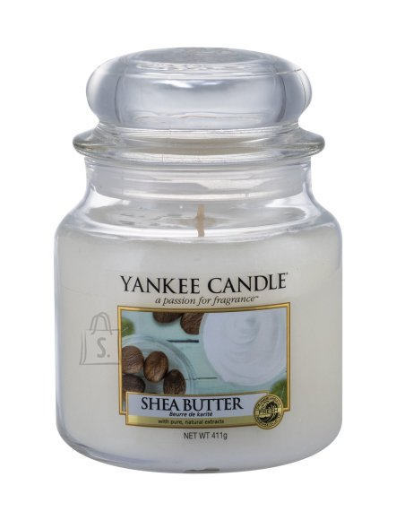 Yankee Candle Shea Butter Scented Candle (411 g)