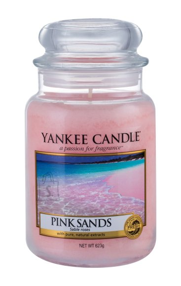 Yankee Candle Pink Sands Scented Candle (623 g)