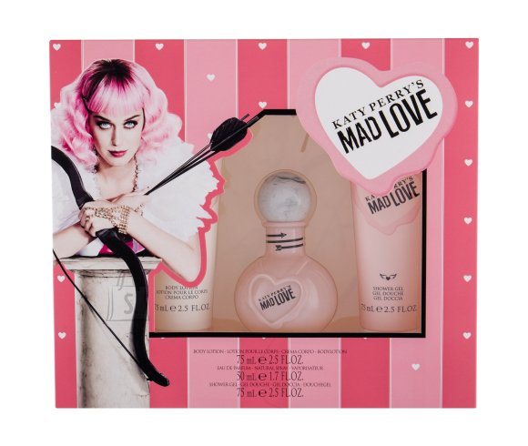 Katy Perry Katy Perry´s Mad Love Body Lotion (50 ml)