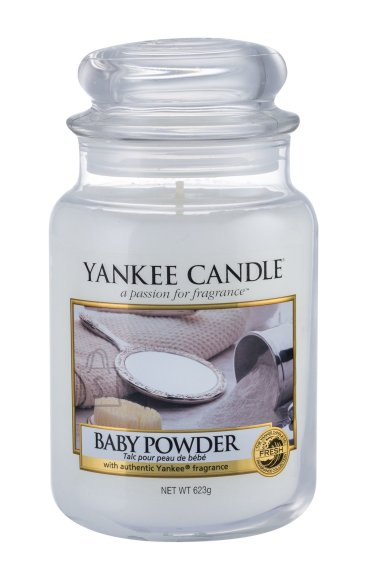 Yankee Candle Baby Powder Scented Candle (623 g)