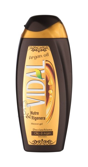 Vidal Argan Oil Shower Gel (250 ml)