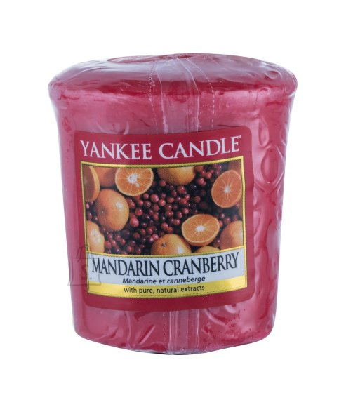 Yankee Candle Mandarin Cranberry Scented Candle (49 g)