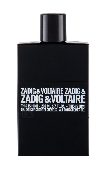 Zadig & Voltaire This is Him! Shower Gel (200 ml)