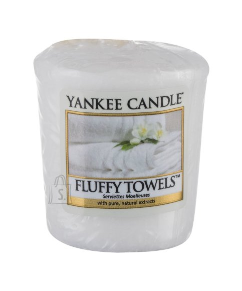 Yankee Candle Fluffy Towels Scented Candle (49 g)