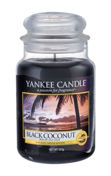 Yankee Candle Black Coconut Scented Candle (623 g)