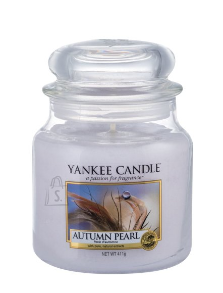 Yankee Candle Autumn Pearl Scented Candle (411 g)