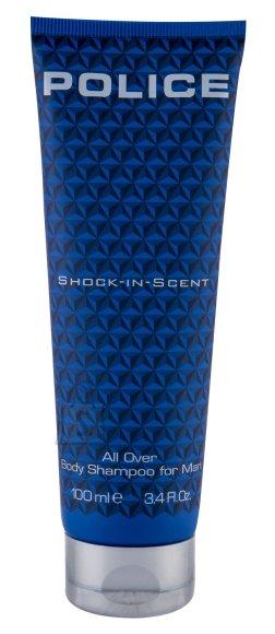 Police Shock-In-Scent Shower Gel (100 ml)