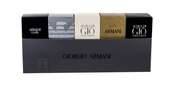 Giorgio Armani Mini Set 1 Eau de Toilette (25 ml)