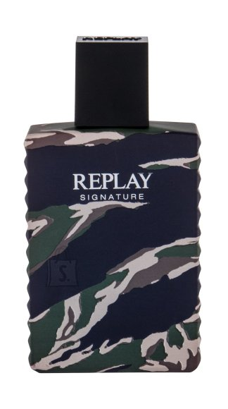 Replay Signature Eau de Toilette (100 ml)
