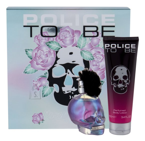 Police To Be Body Lotion (75 ml)