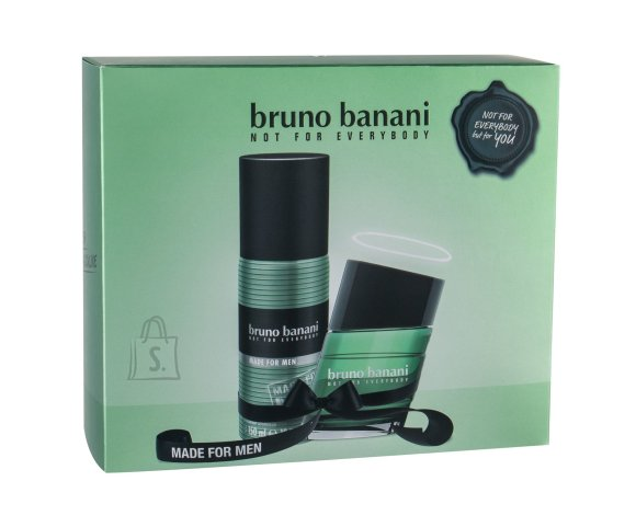 Bruno Banani Made For Men Deodorant (30 ml)