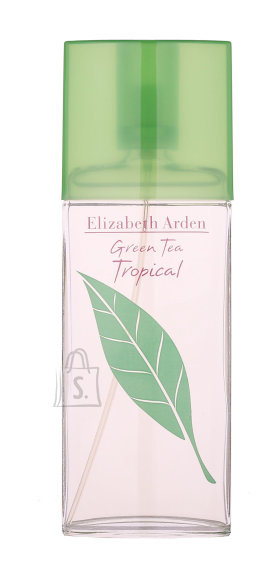 Elizabeth Arden Green Tea Tropical 100ml naiste tualettvesi EdT