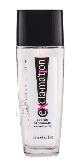 Excla.mation Exla.mation spray deodorant naistele 75 ml