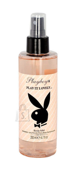Playboy Play It Lovely For Her Body Spray (200 ml)