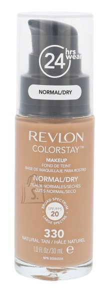 Revlon Colorstay Makeup Normal Dry Skin jumestuskreem Natural Tan 30ml