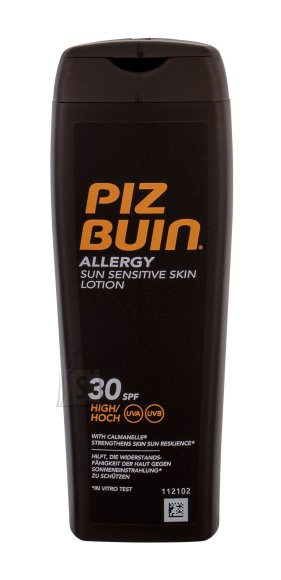 Piz Buin Allergy Lotion SPF30 päikesekaitse kreem 200 ml