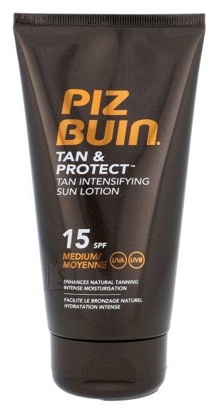 Piz Buin Tan & Protect Tan Intensifying SPF15 päikesekaitse kreem 150 ml