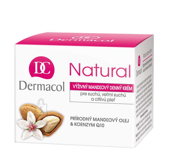 Dermacol Natural Almond Day Cream näokreem 50 ml