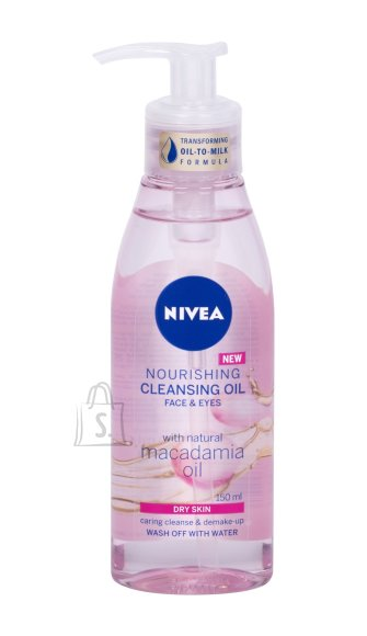 Nivea Cleansing Oil Cleansing Oil (150 ml)