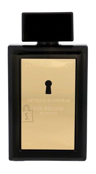 Antonio Banderas The Golden Secret tualettvesi meestele EdT 100 ml