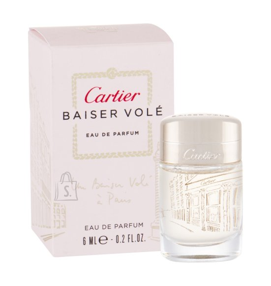 Cartier Baiser Volé Eau de Parfum (6 ml)