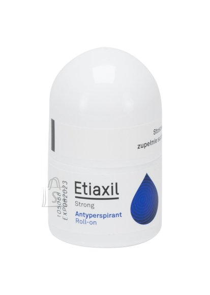 Etiaxil Strong Antiperspirant (15 ml)