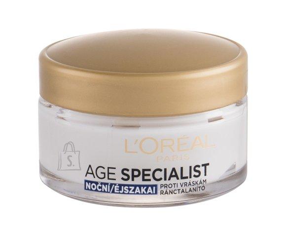 L´Oréal Paris Age Specialist 45+ Night Cream näokreem 50 ml