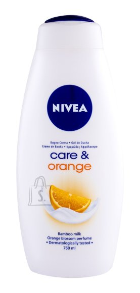 Nivea Care Shower Gel (750 ml)
