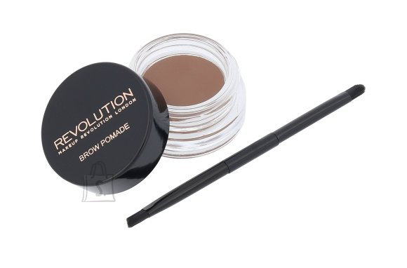Makeup Revolution London Brow Pomade kulmuvärv: Soft Brown