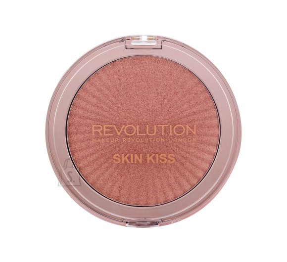 Makeup Revolution London Skin Kiss highlighter: Peach Kiss
