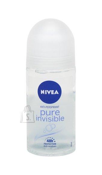 Nivea Pure Invisible Anti-perspirant Roll-on 48H deodorant 50 ml