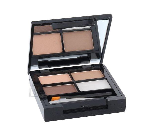 Makeup Revolution London Focus & Fix Eyebrow Shaping Kit: Light Medium
