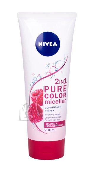 Nivea Pure Color Conditioner (200 ml)