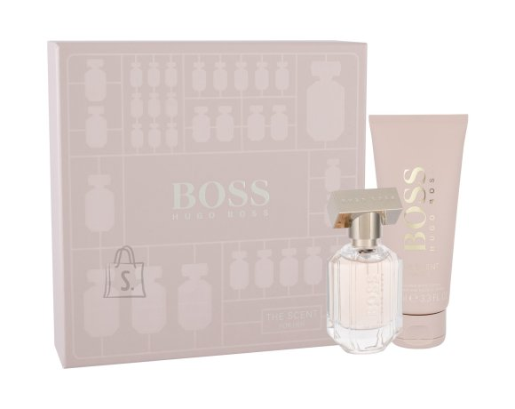 Hugo Boss Boss The Scent For Her lõhnakomplekt EdP 30 ml