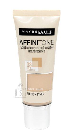 Maybelline Affinitone jumestuskreem Light Sand Beige 30 ml