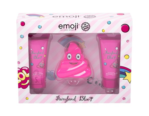 Emoji Fairyland Bloop Body Lotion (50 ml)