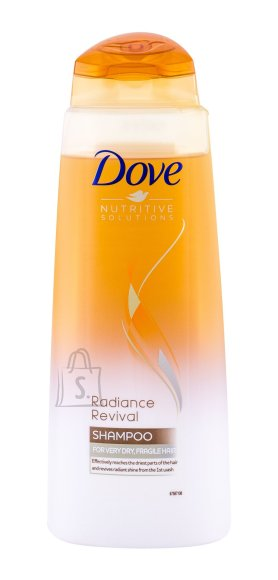 Dove Nutritive Solutions Shampoo (400 ml)
