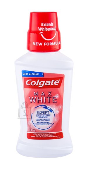Colgate Max White Mouthwash (250 ml)