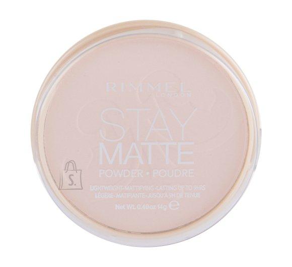 Rimmel London Stay Matte Long Lasting kivipuuder Pink Blossom 14 g