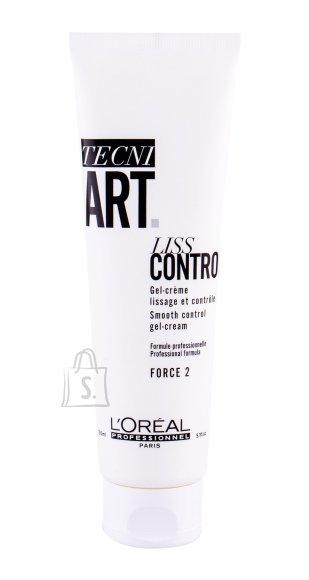 L´Oréal Professionnel Tecni Art Liss Control Gel-Cream juuksekreem-geel 150 ml