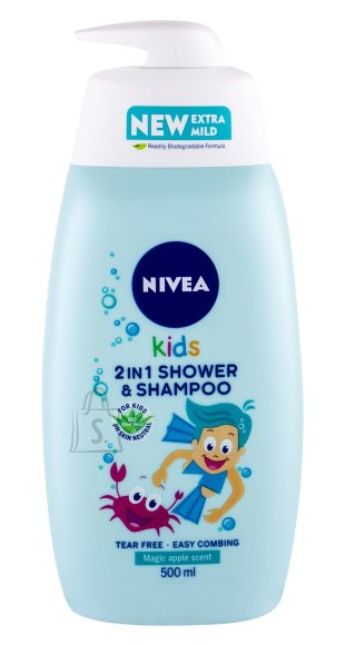 Nivea Kids Shower Gel (500 ml)
