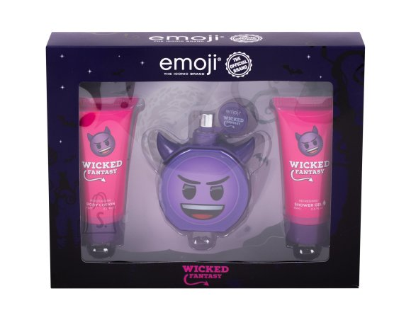 Emoji Wicked Fantasy Body Lotion (50 ml)
