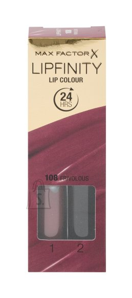 Max Factor Lipfinity Lip Colour huuleläige ja huulepulk 4.2 g