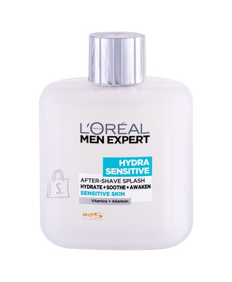 L´Oréal Paris Men Expert Hydra Sensitive After-Shave Splash 100 ml