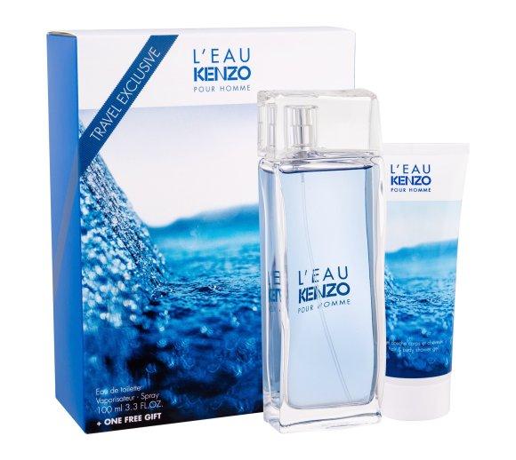 Kenzo L´eau par Kenzo lõhnakomplekt meestele EdT 175 ml