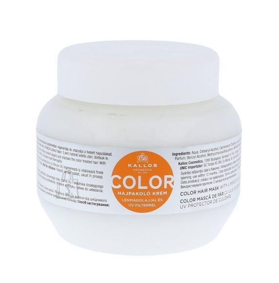 Kallos Cosmetics Color juuksemask 275 ml
