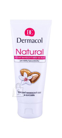 Dermacol Natural Almond Hand and Nail kätekreem 100 ml
