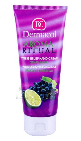 Dermacol Aroma Ritual Hand Cream Grape&Lime kätekreem 100 ml