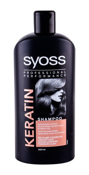 Syoss Professional Performance Keratin Shampoo (500 ml)